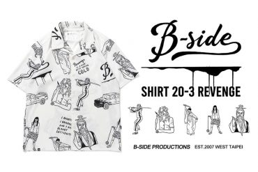 B-SIDE 20 SS Shirt 20-3 Revenge (4)