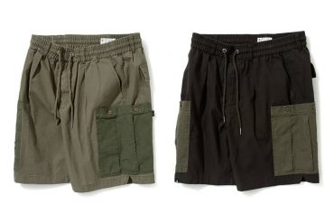 B-SIDE 20 SS Shorts 20-3 Heavy Washed (6)