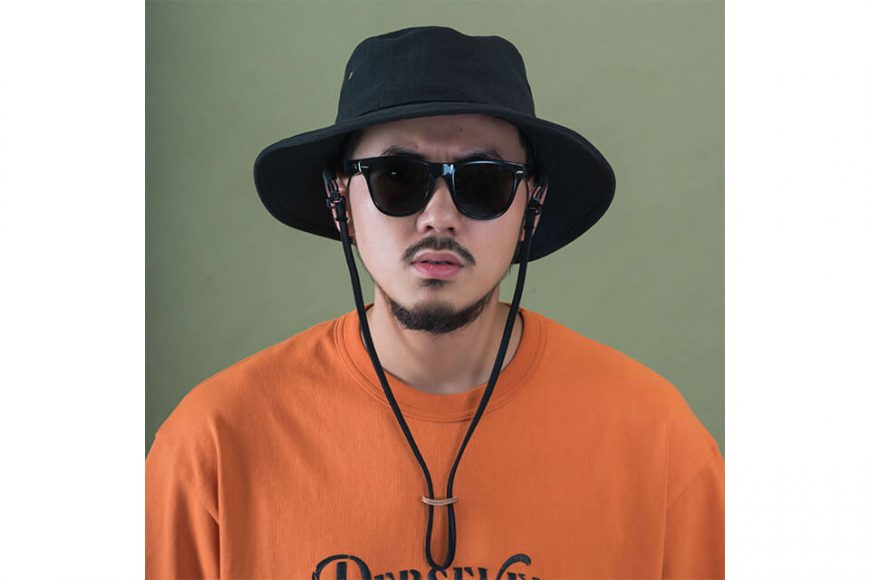 PERSEVERE 20 SS Garment Washed Bucket Hat (1)