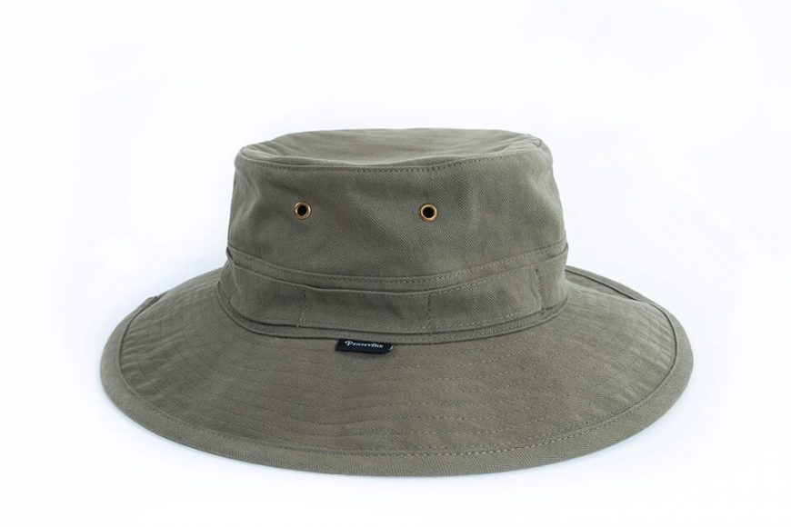 PERSEVERE 20 SS Garment Washed Bucket Hat (13)