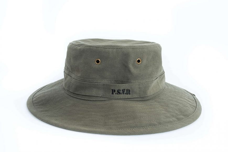 PERSEVERE 20 SS Garment Washed Bucket Hat (14)