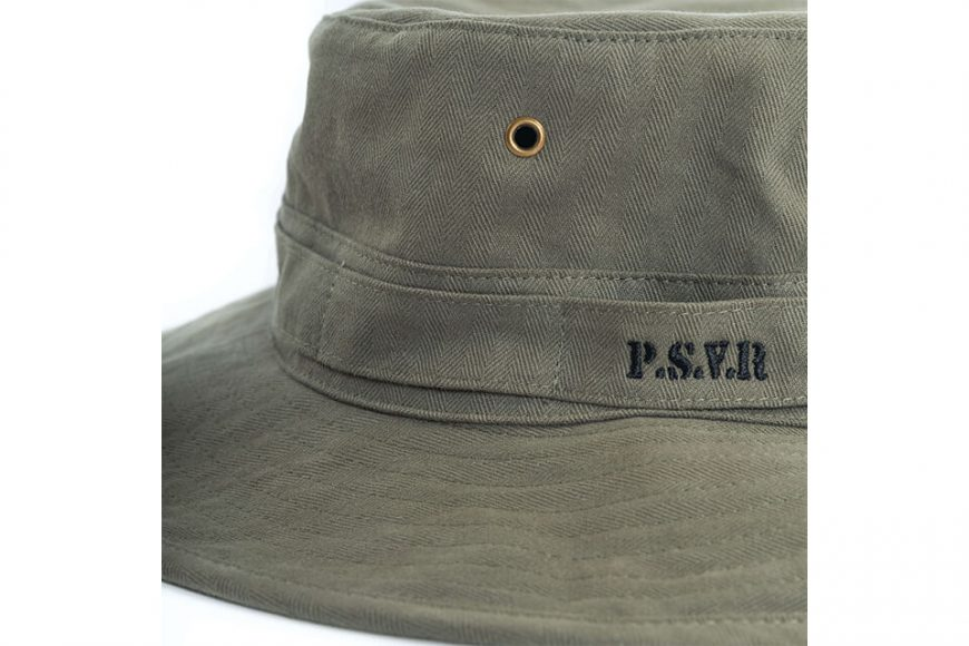 PERSEVERE 20 SS Garment Washed Bucket Hat (15)