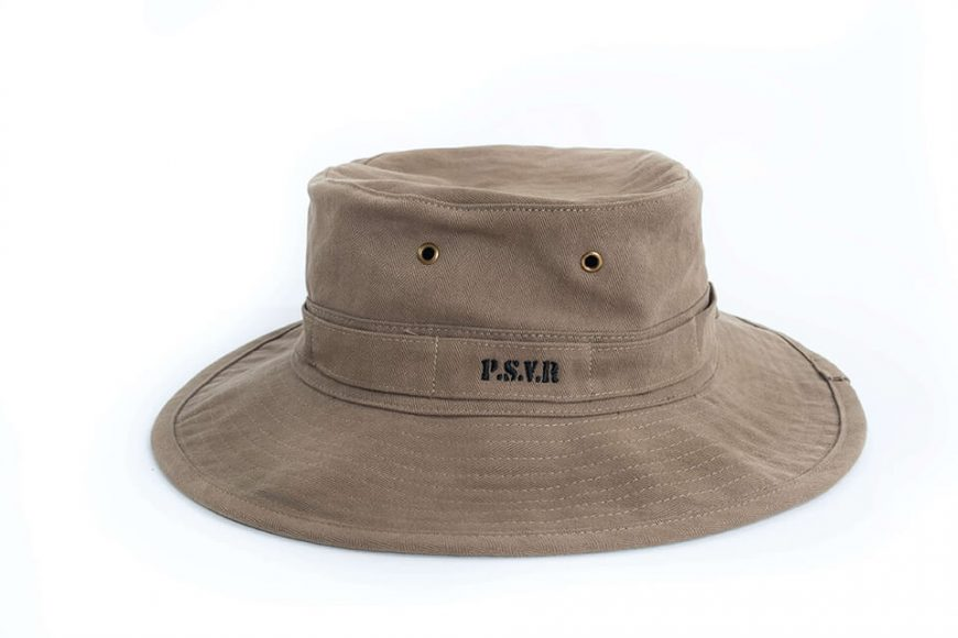 PERSEVERE 20 SS Garment Washed Bucket Hat (19)
