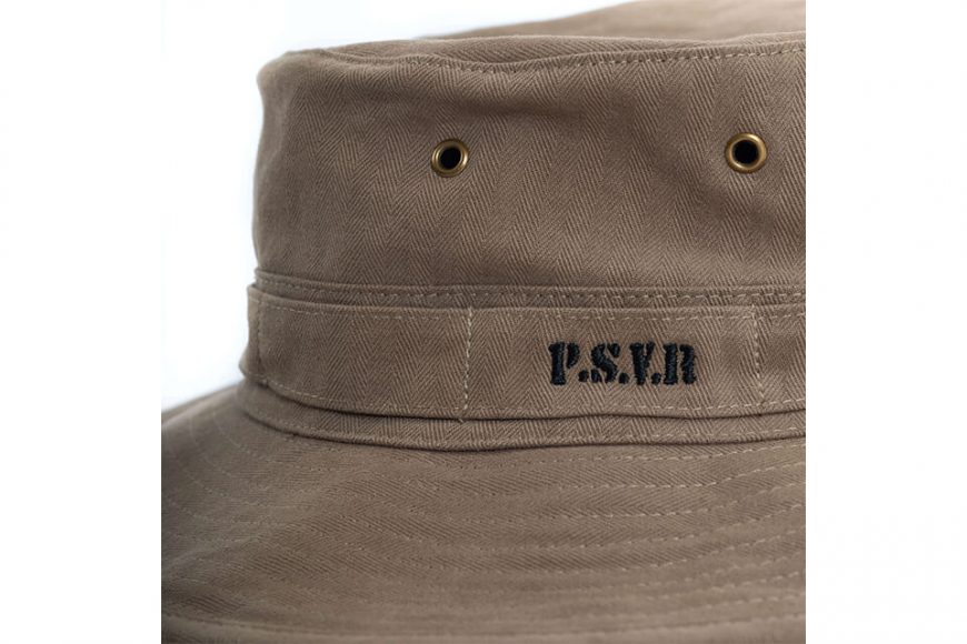 PERSEVERE 20 SS Garment Washed Bucket Hat (20)