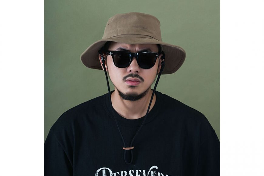 PERSEVERE 20 SS Garment Washed Bucket Hat (5)
