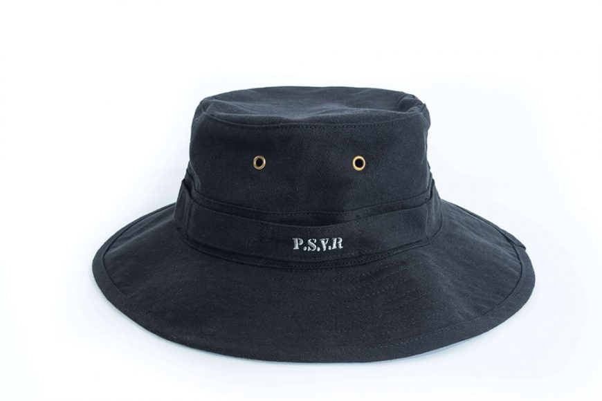 PERSEVERE 20 SS Garment Washed Bucket Hat (9)