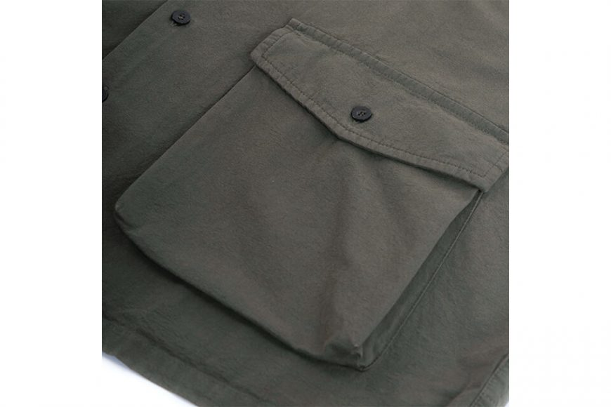 PERSEVERE 20 SS Garment Washed Shirt (14)
