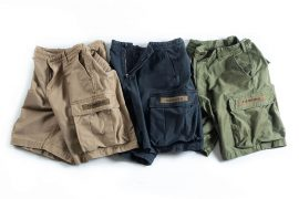 PERSEVERE 20 SS T.T.G. Cargo Shorts (17)