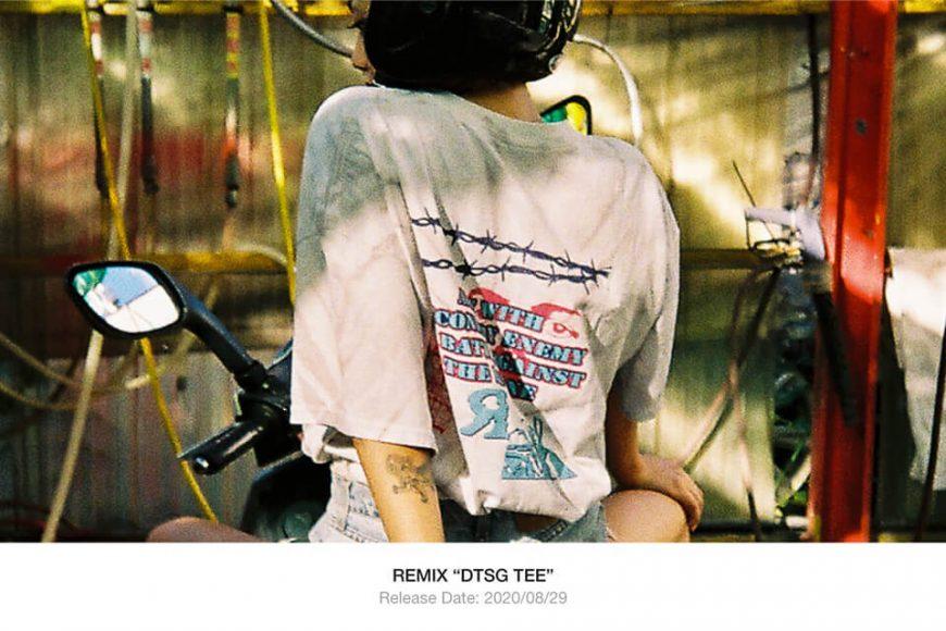 REMIX 20 SS DTSG Tee (1)