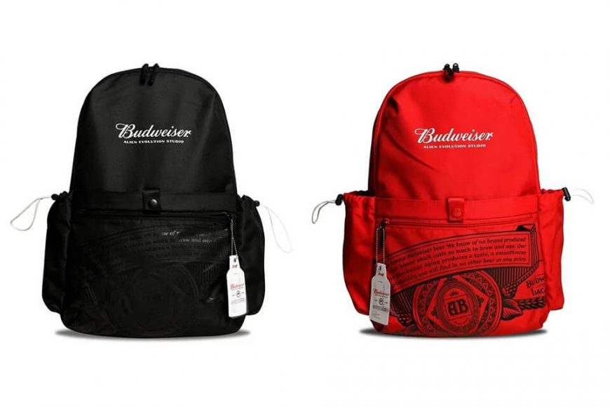 AES 20 SS AES X Budweiser Backpack (0)