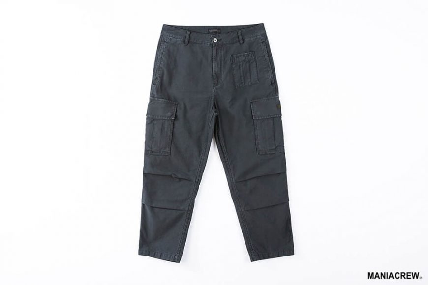 MANIA 20 SS Washed Cargo Pants (13)