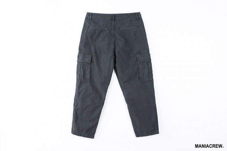 MANIA 20 SS Washed Cargo Pants (14)
