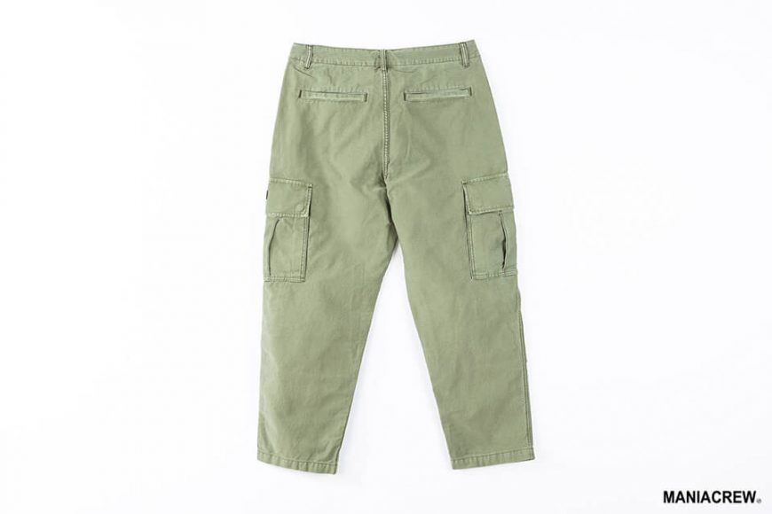 MANIA 20 SS Washed Cargo Pants (16)