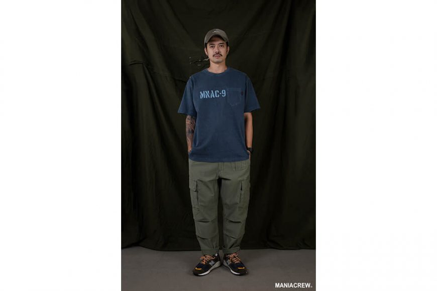 MANIA 20 SS Washed Cargo Pants (7)