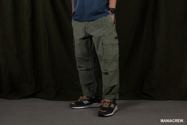 MANIA 20 SS Washed Cargo Pants (8)