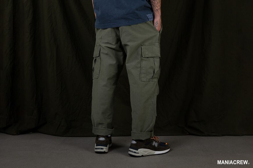 MANIA 20 SS Washed Cargo Pants (9)