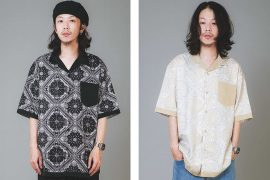 NextMobRiot 20 SS Splicing Bandana OVS Shirt (0)
