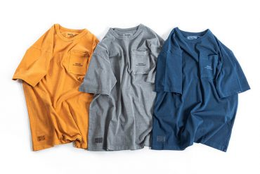 PERSEVERE 20 SS Pigment-Dyed Wash Pocket Tee (10)
