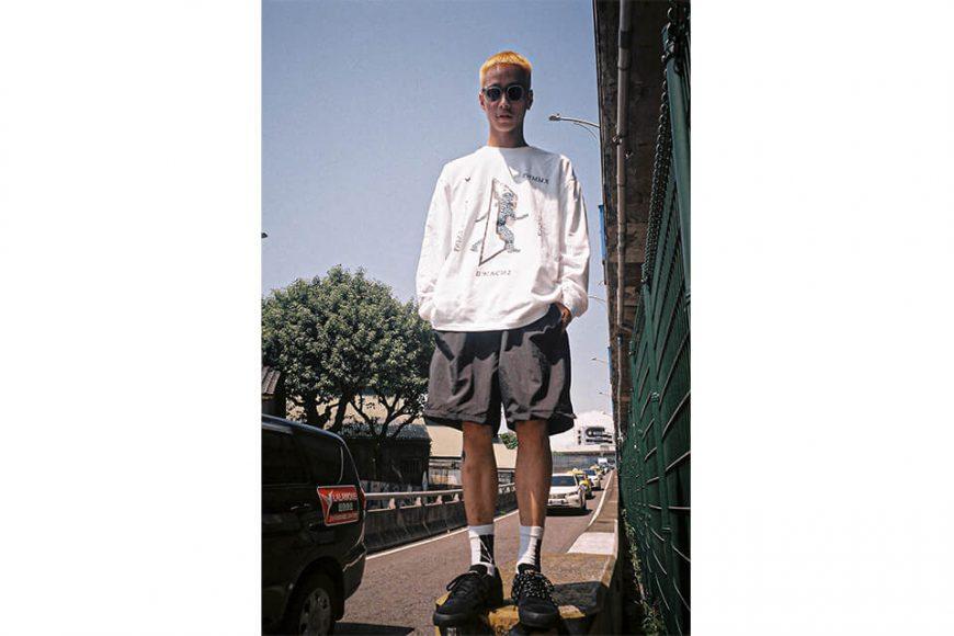 REMIX 20 SS Woven Shorts (3)