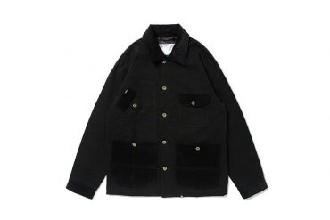 B-SIDE 20 AW JKT 20-6 Worker (4)