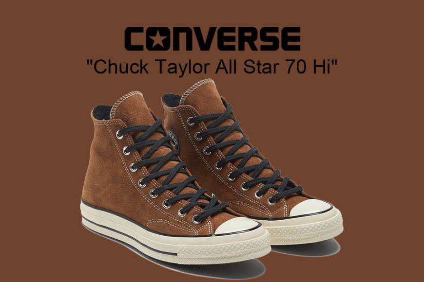 Abreviar Para llevar materno  CONVERSE 10/14(三)發售20 F/W 169337C Chuck Taylor All Star '70 Hi   NMR