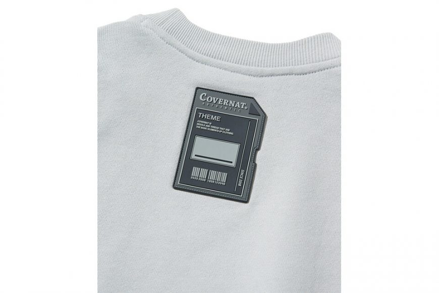 COVERNAT 20 FW Galaxy Logo Crewneck (12)