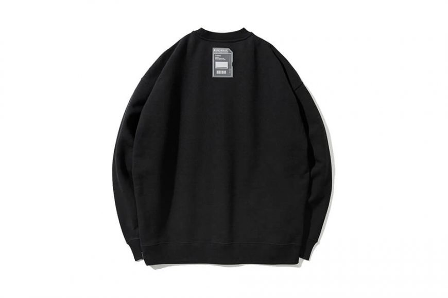 COVERNAT 20 FW Galaxy Logo Crewneck (2)