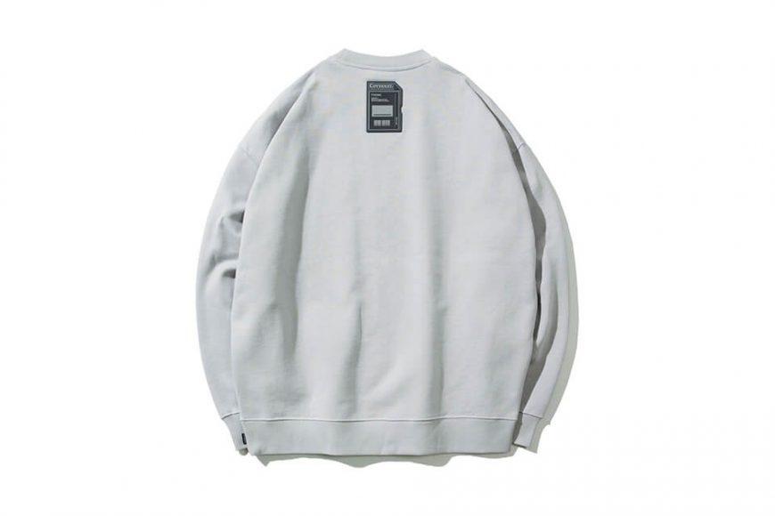 COVERNAT 20 FW Galaxy Logo Crewneck (8)