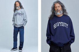 FrizmWORKS 20 FW Heavyduty Logo Sweatshirt (0)