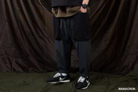 MANIA 20 AW Patchwork Pocket Pants (2)
