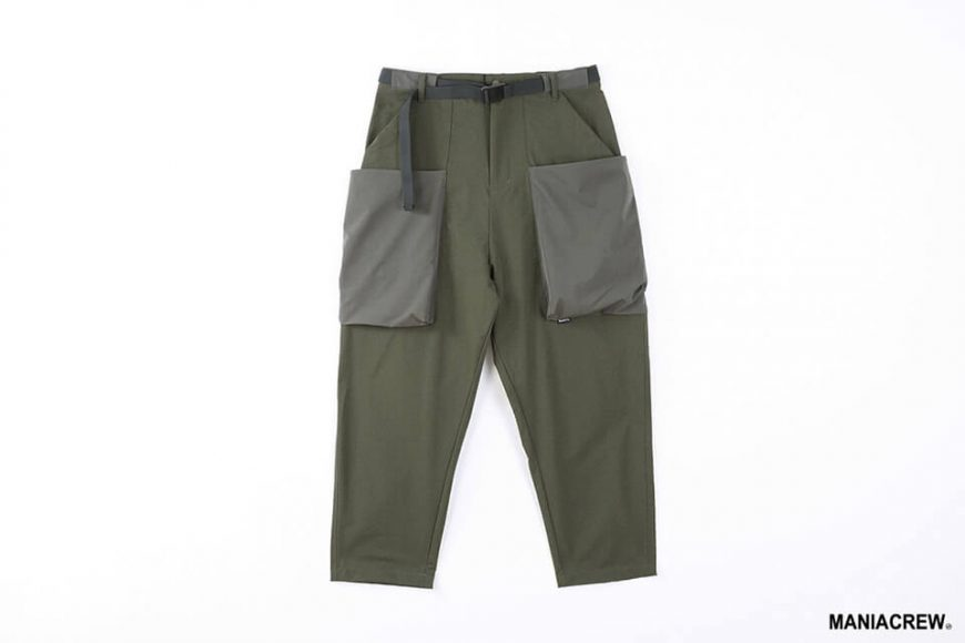 MANIA 20 AW Patchwork Pocket Pants (21)