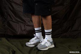MANIA 20 AW Stripe Socks (2)