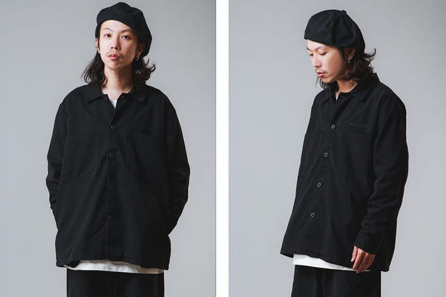 NextMobRiot 20 AW Monarch Coat Shirt (0)
