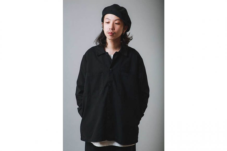 NextMobRiot 20 AW Monarch Coat Shirt (3)