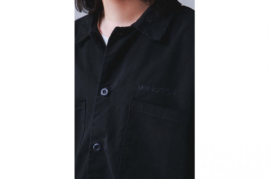 NextMobRiot 20 AW Monarch Coat Shirt (4)