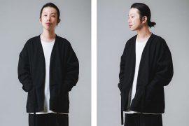 NextMobRiot 20 AW Monarch Haori Coat (0)