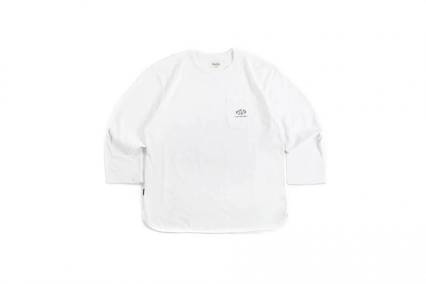 PERSEVERE 20 AW Tianzhu Cotton LS Pocket Tee (14)