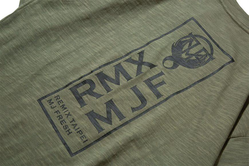REMIX 20 AW REMIX x MJF Tee (9)