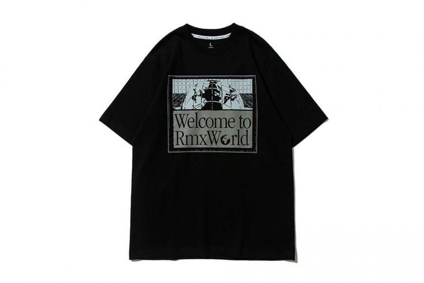 REMIX 20 AW RMX World Tee (11)