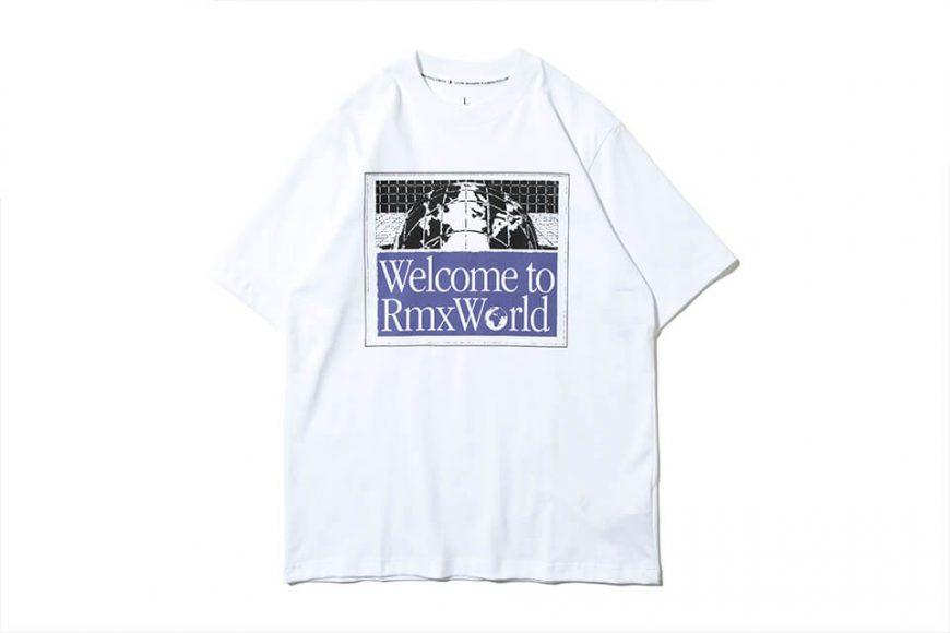 REMIX 20 AW RMX World Tee (13)
