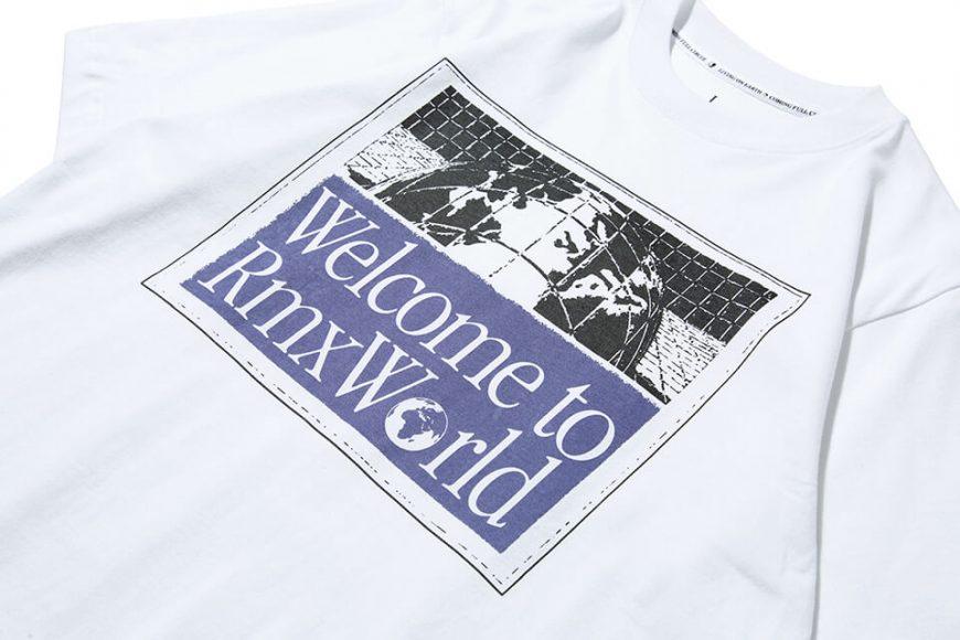 REMIX 20 AW RMX World Tee (14)