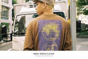 REMIX 20 AW World II LS Tee (1)