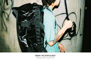 REMIX 20 SS RX Duffle Bag (1)
