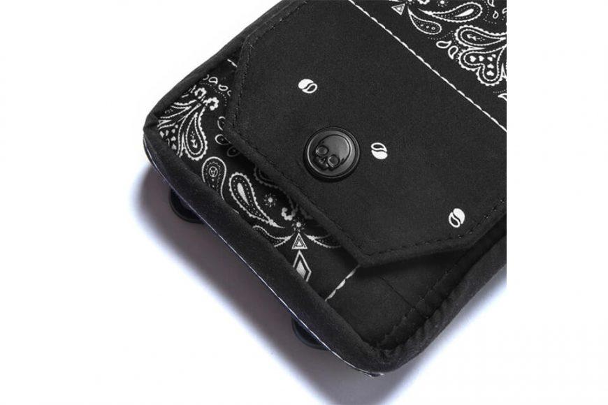 2 Way Paisley Pattern Quick Pocket Bag (5)
