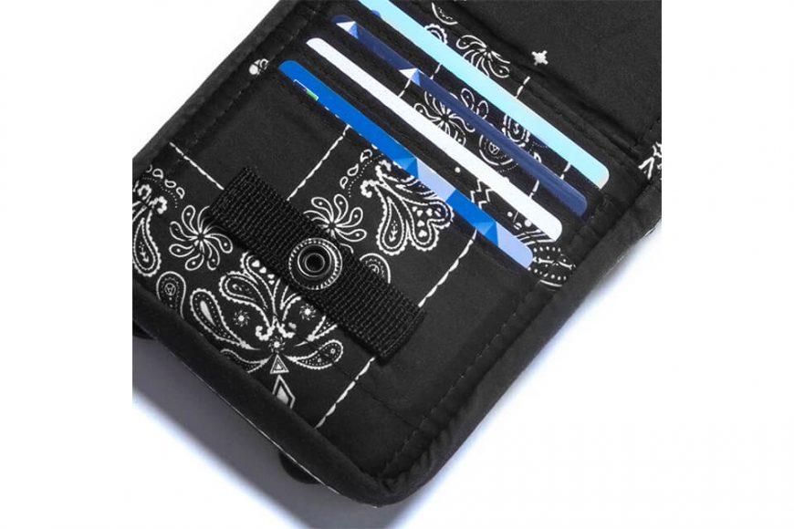 2 Way Paisley Pattern Quick Pocket Bag (6)