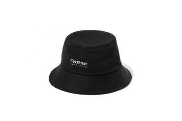 COVERNAT 20 FW Authentic Logo Bucket Hat (1)
