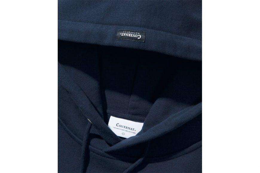 COVERNAT 20 FW Authentic Logo Hoodie (4)