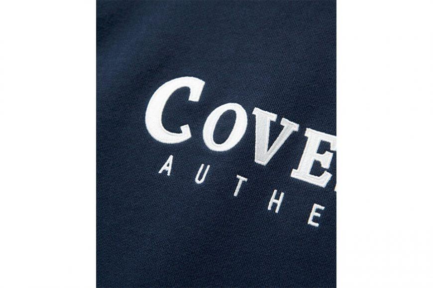 COVERNAT 20 FW Authentic Logo Hoodie (7)