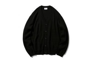 COVERNAT 20 FW Cashmere Knit Cardigan (3)