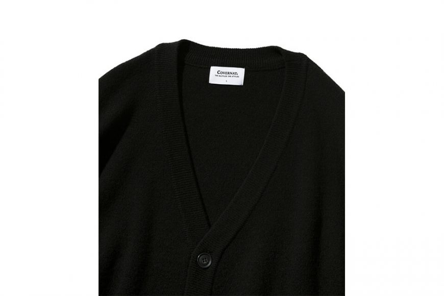 COVERNAT 20 FW Cashmere Knit Cardigan (5)